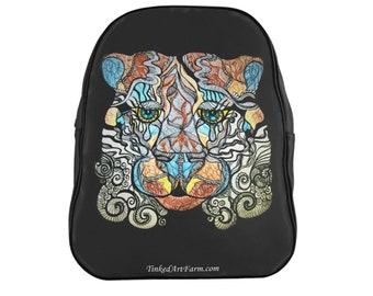 Sad Eyed Tiger Backpack