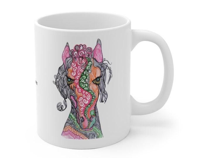 Horse Mad Mug