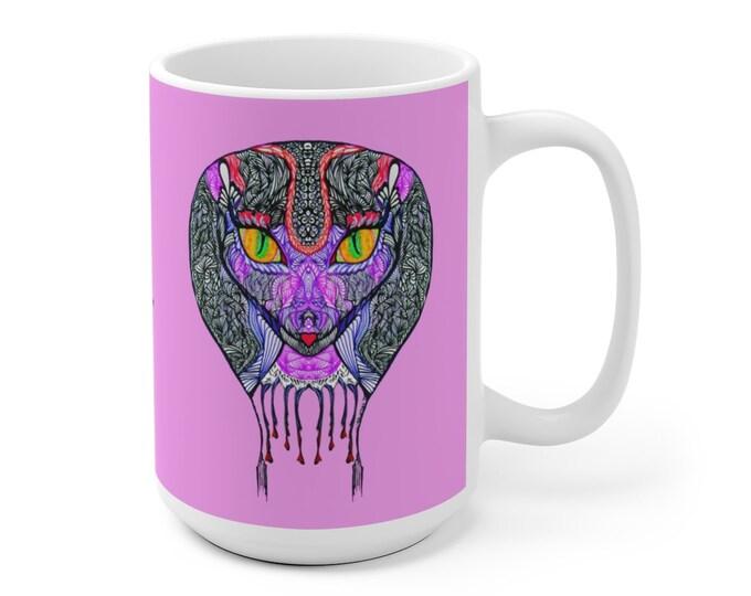 Pink Cobra Mug