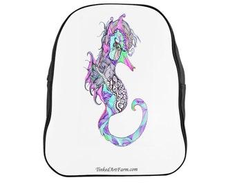 Rocker Seahorse Backpack
