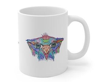Uf Owl Mug
