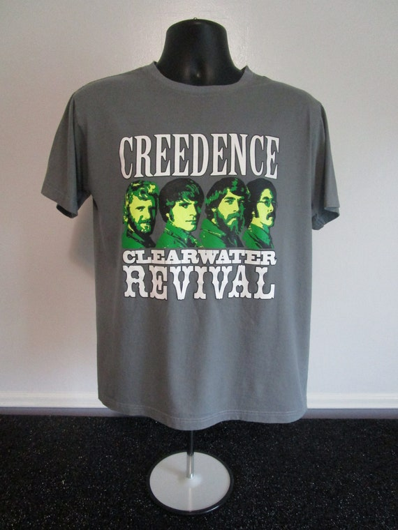 Creedence Clearwater Revival T-shirt. CCR Shirt. B