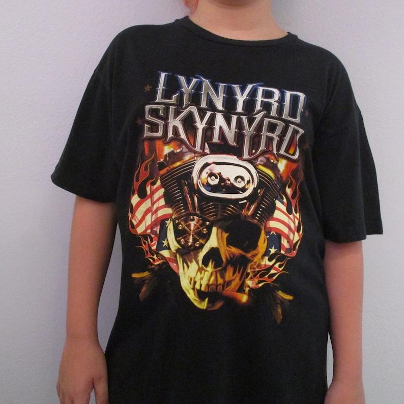 Unisex T-shirt Band T-shirt X-large Tee Lynyrd Skynyrd Tee Southern Rock Band Winterland Shirt Clothing Vintage Lynyrd Skynyrd