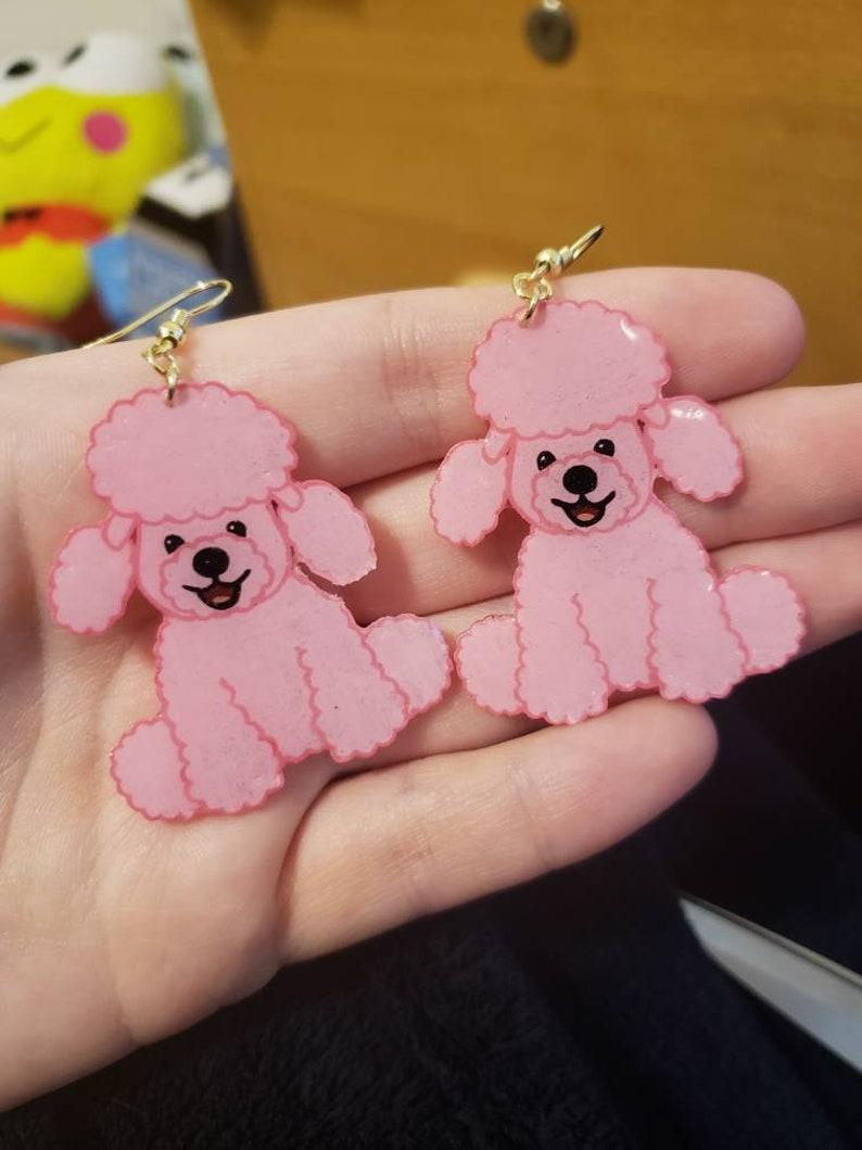Custom Earrings!