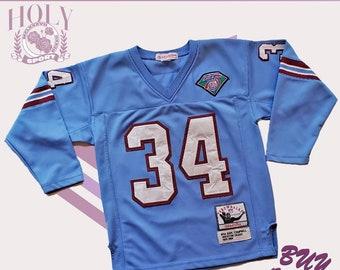 Kids Houston Oilers Jersey 3558b8ae5