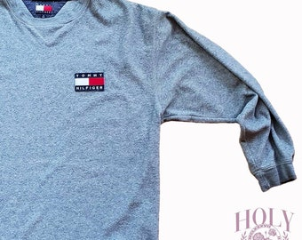 4dcd7e63 Vintage Tommy Hilfiger Fleece Sweater