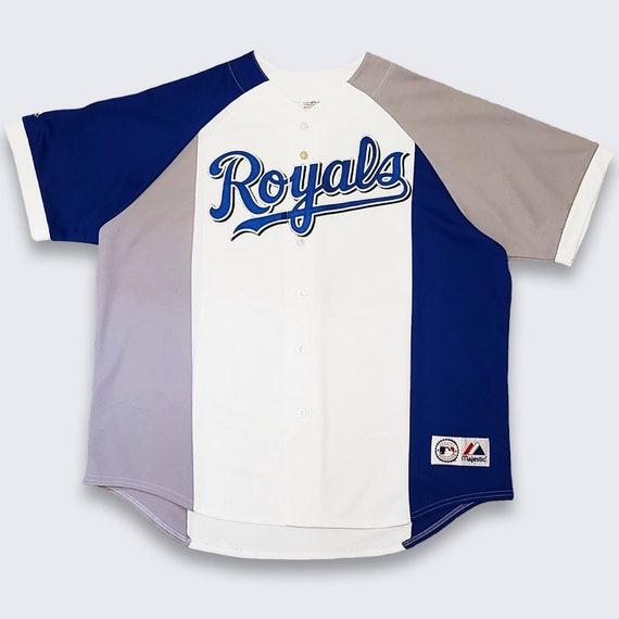 Kansas City Royals Vintage Majestic Baseball Jerse