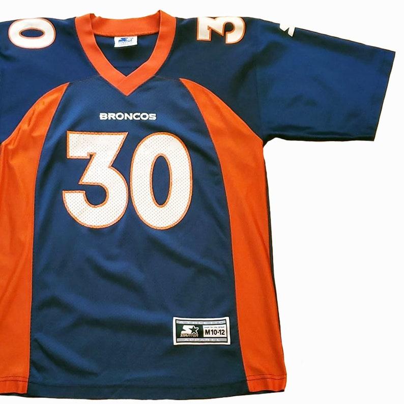 premium selection 16e3f 1e404 Kid's Terrell Davis Denver Broncos Starter Jersey