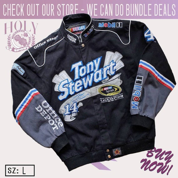 Tony Stewart Championship NASCAR Jacket