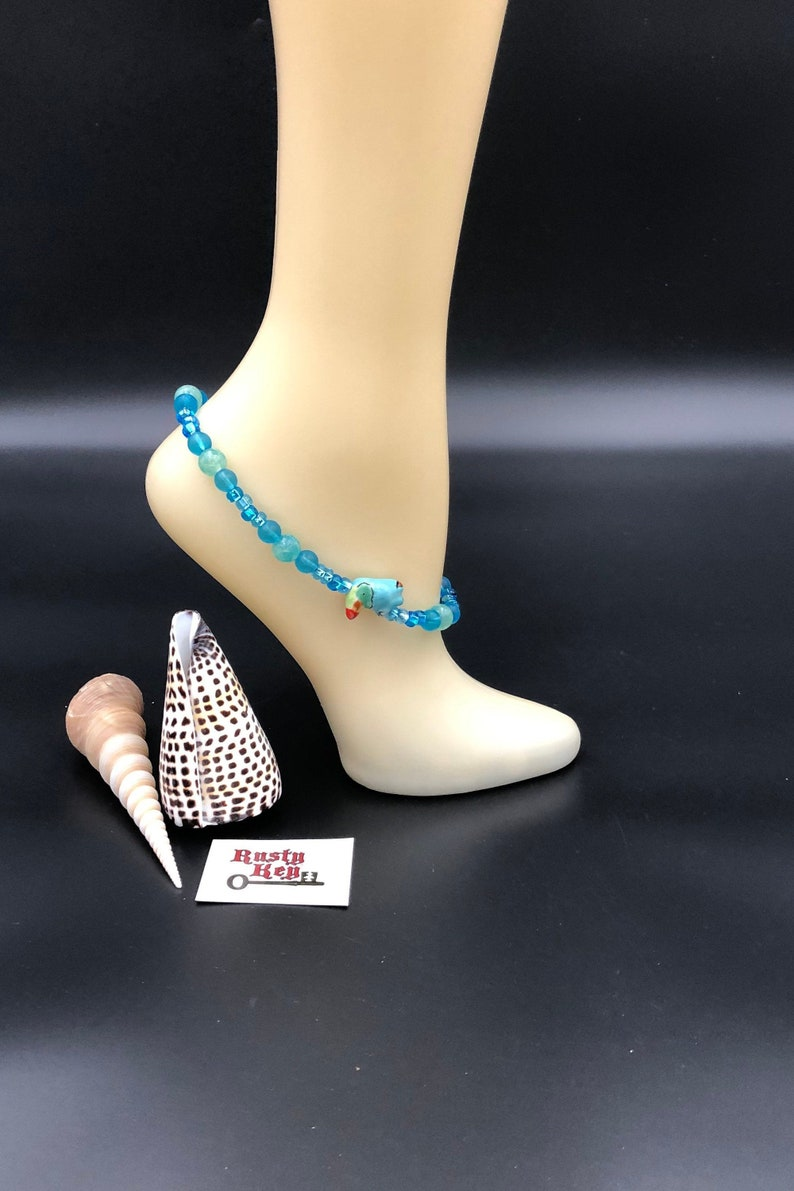 13 Anklets