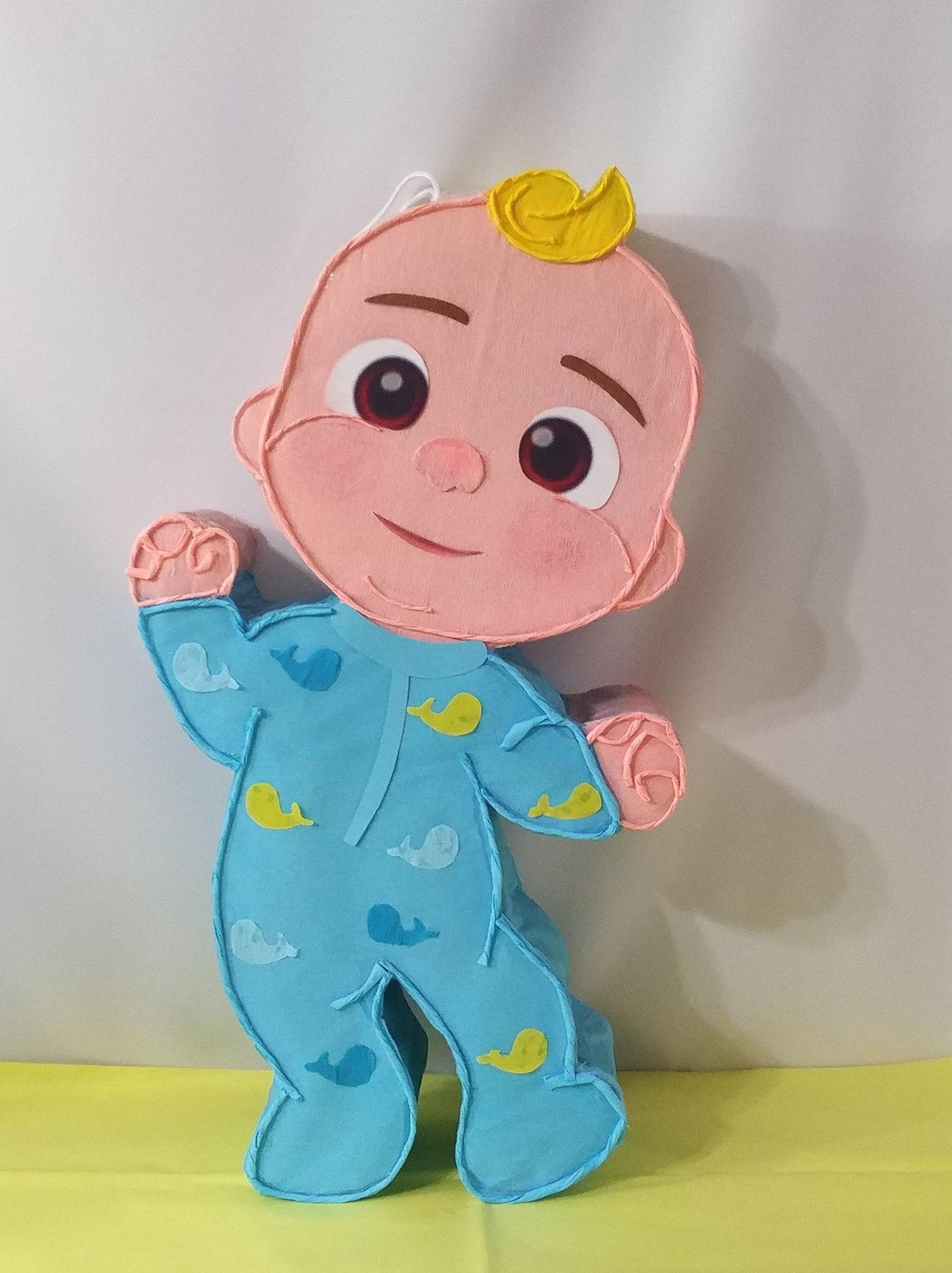 Baby JJ Cocomelon Pinatas