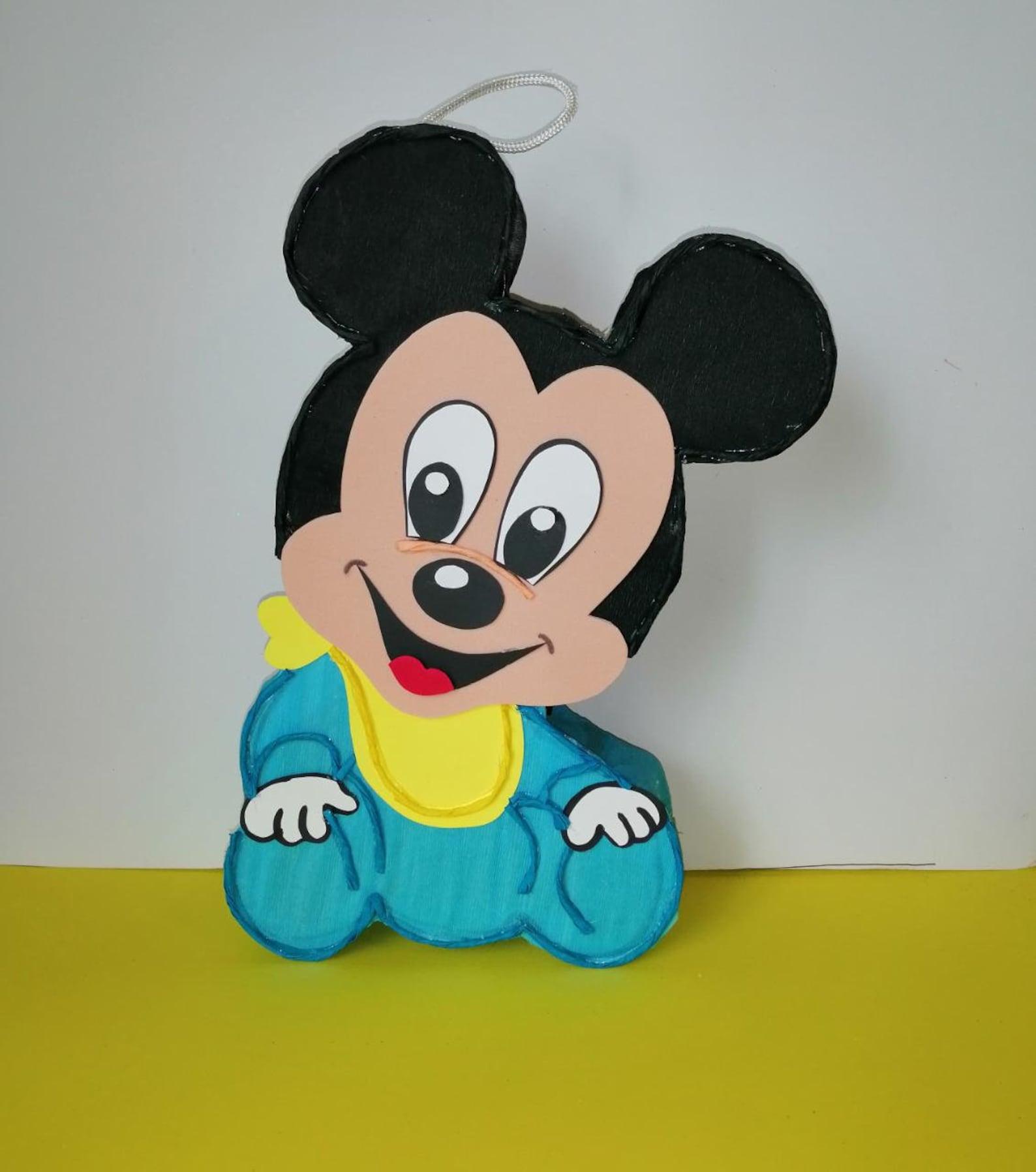 Baby Mickey Mouse Pinatas