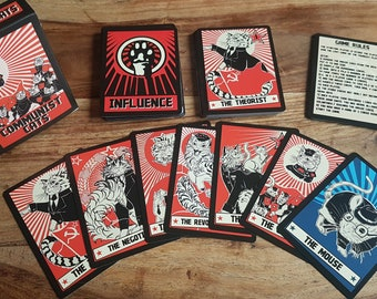 Communist Cats - The Card Game
