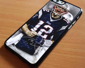 b88484fa Tom Brady New England Patriots Nfl iPhone 7 8 Plus X/XS Max XR Case Cover