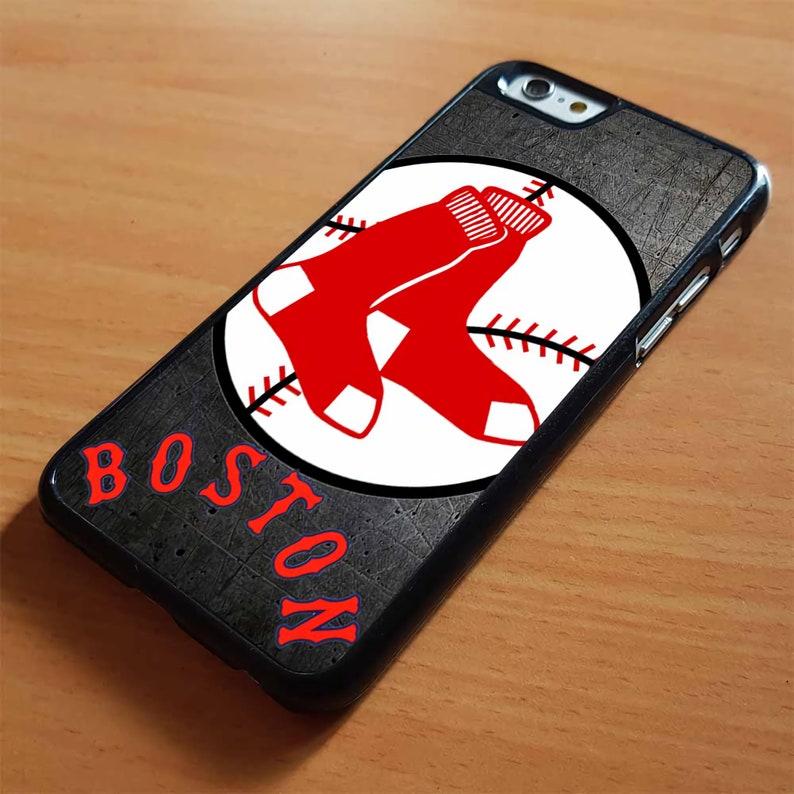 BOSTON RED SOX MLB iphone case