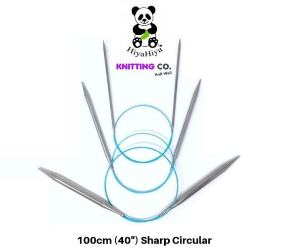 "HiyaHiya Sharp 32/"" Circular Needles"