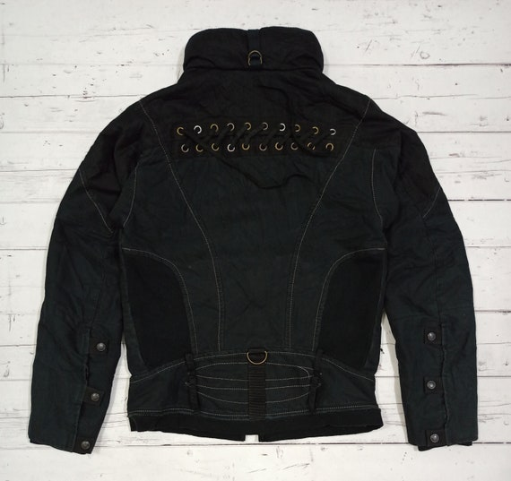 Marithe Francois Girbaud Racing Jacket