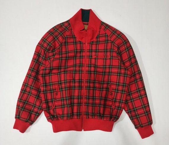 Vintage Christian Dior Tartan Jacket