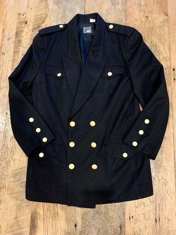 Military Style Liz Claiborne Blazer