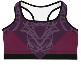 Winey Sports bra