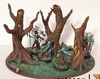 Set Of 3 Dead Trees With Some Personality