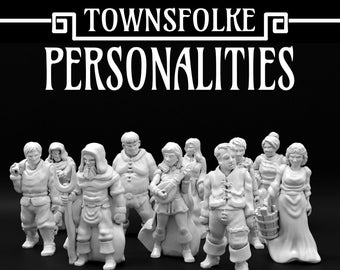Tabletop miniatures | Etsy