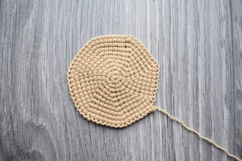 Fiber Art Craft: Female Girl Doll Base Amigurumi Crochet Doll ... | 529x794