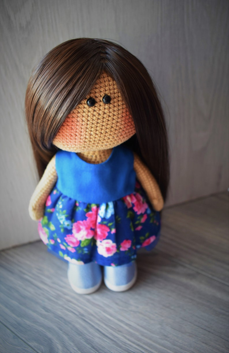 Baby Bean Doll (Free Amigurumi Crochet Pattern, Human Body Doll ... | 1220x794