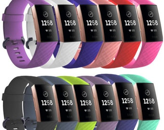 Fitbit charge 3 band   Etsy