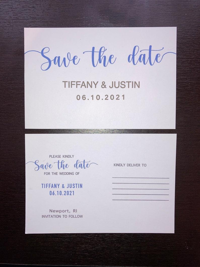postpone wedding Save the date reschedule