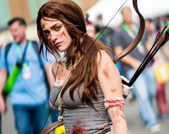 Lara Croft Kostüm Etsy