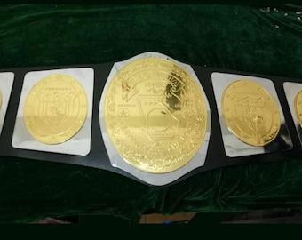 Dimensioni: 11 cm Trofeo con Incisione Personalizzata Emblems-Gifts Targa Curva in Bronzo Happy Sports Superstar