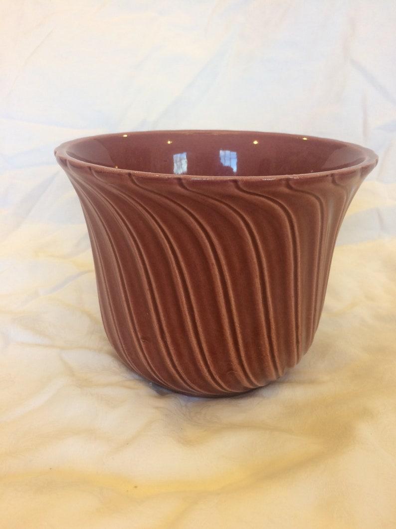 Soendgen Keramik Vintage planter 12016 flower pot 5 12 tall Germany