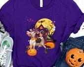 Moo Ghost Cow Hooded Sweatshirts | LookHUMAN