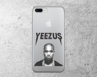 a716bbae3b0dac Yeezus Iphone case Yeezy Iphone 8 case Kanye West phone case Yeezus Tour  Iphone X XS case Iphone 7 galaxy s9 galaxy s8 case Iphone SE 5s 6s
