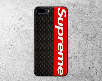 Inspired by Louis Vuitton Supreme Iphone case Iphone 8 case Supreme Iphone  7 plus case Louis Vuitton Samsung galaxy case Iphone XS Max case e008bb2259d