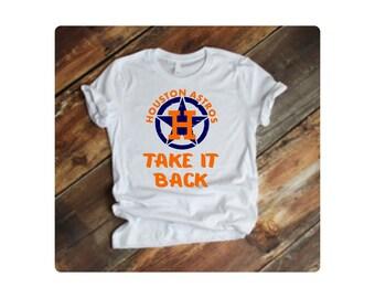 09dd4e7d Astros Take it Back Shirt