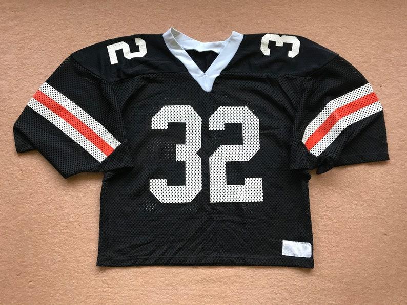 Crop Mesh Football Practice Jersey \u2013 Russell Athletic \u2013 Vintage 1980s \u2013 Size Medium Beavers Oregon State University