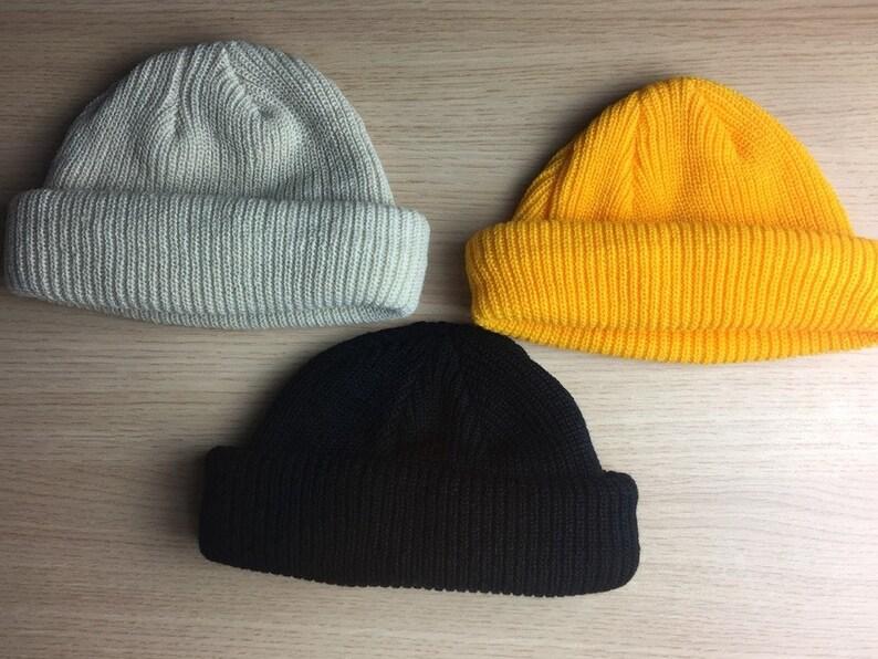 3x Mens Fisherman Hat Streetwear Hat Hypebeast Hats Beanie Hats Fashion Hats