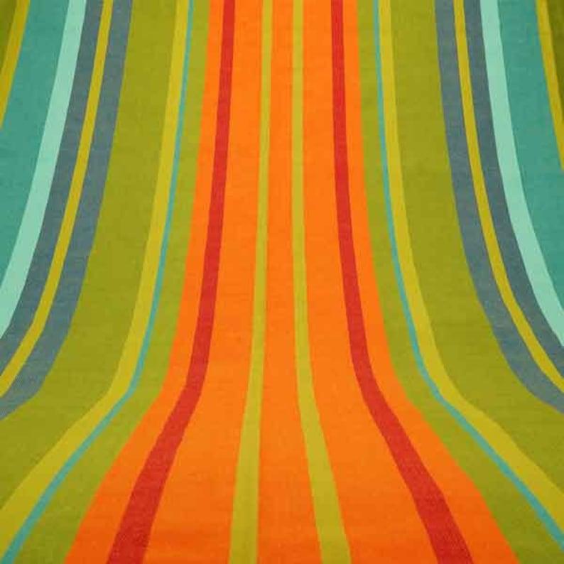cotton Fairtrade single hammock KUNA YALA 230 x 130 cm