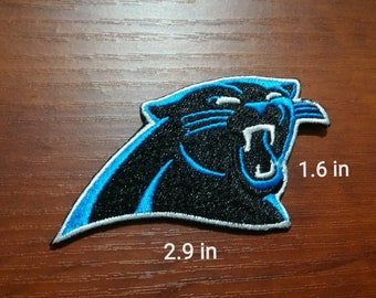 super popular 7e411 01da7 Panther patch | Etsy
