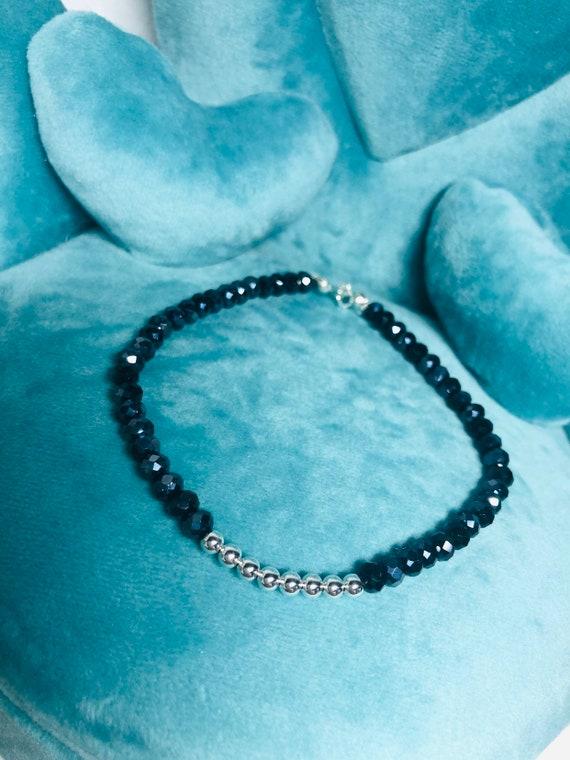 #5291 MarineBlue 10mm Glasschliffperlen 72St