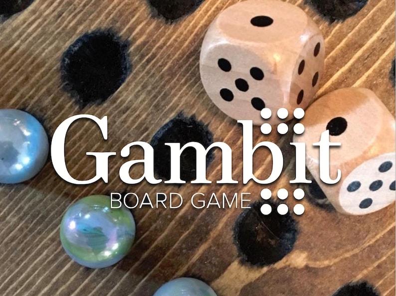 Gambit Board Game image 0