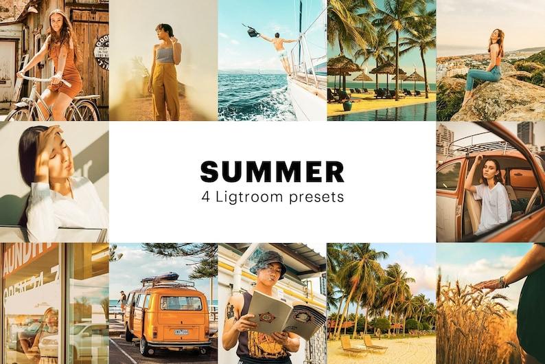 4 Summer Lightroom presets  Instagram Filters  Instagram image 1