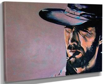 Heartbreak Ridge Movie Poster 24x36 Inch Wall Art Print Clint Eastwood