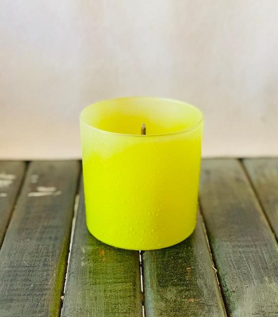 Yellow Debowler Ashtray