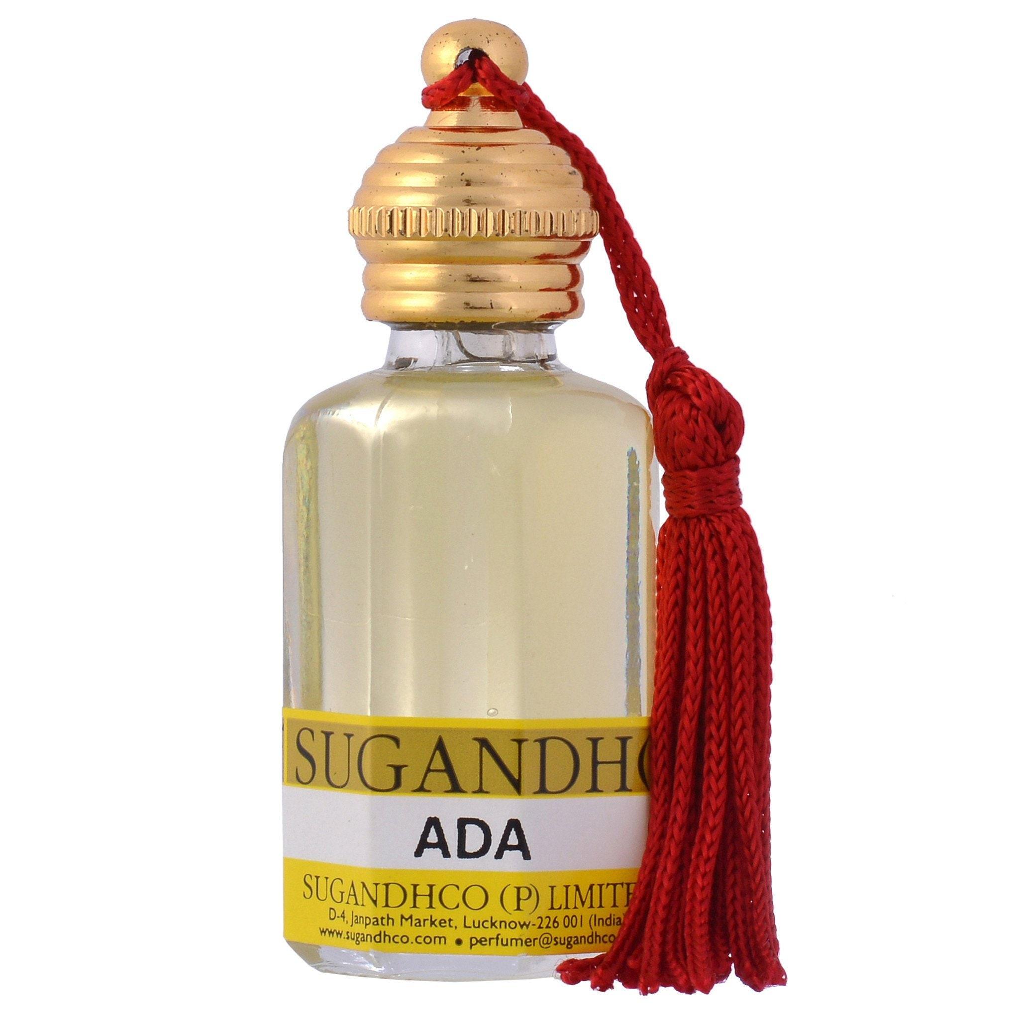 Sugandhco Ada Attar 10ml concentré de parfum à lhuile