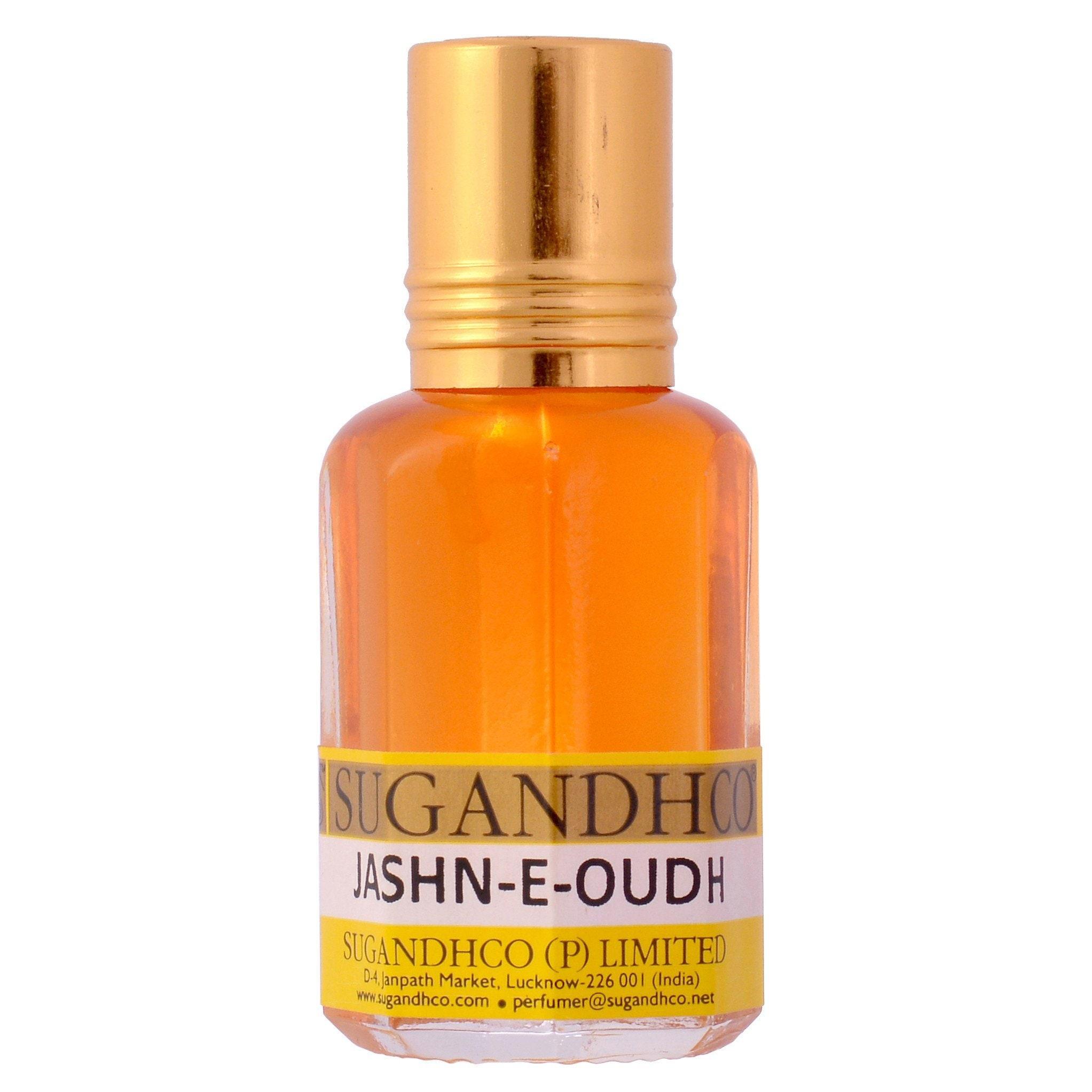 Sugandhco Jashn-e-oudh Attar 10ml concentré de parfum à