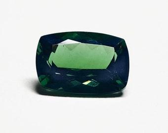 Aquamarine 5.00CTS 3Pcs together Beautiful light tone Blue Cushion Shaped!