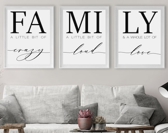 Living Room Quotes Etsy